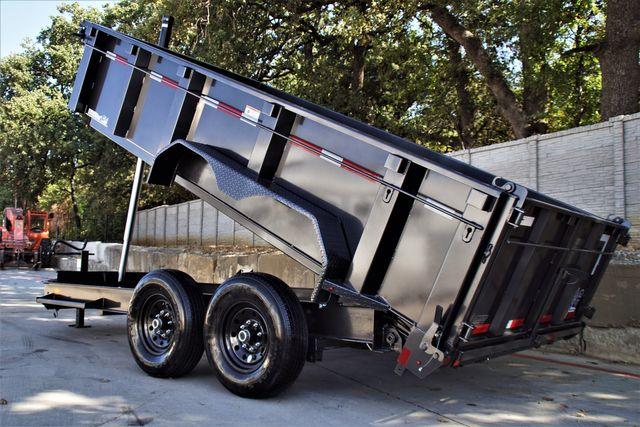 2022 Diamond C LOW PROFILE DUMP 82'' X 14' W/ 3 STAGE TELESCOPIC CYLINDER $12,995 in Keller, TX 76111