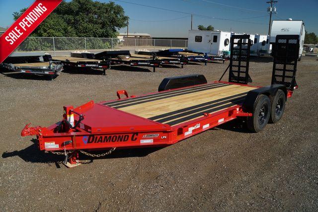 """2022 Diamond C LPX 16'x82"""" $8,495 in Keller, TX 76111"""