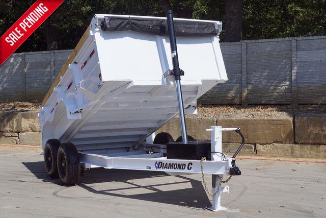 2022 Diamond C MEDIUM DUTY DUMP TRAILER TANDEM 6K AXLES $10,495