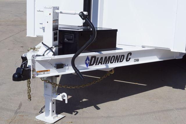 2022 Diamond C MEDIUM DUTY DUMP TRAILER TANDEM 6K AXLES $10,495 in Keller, TX 76111