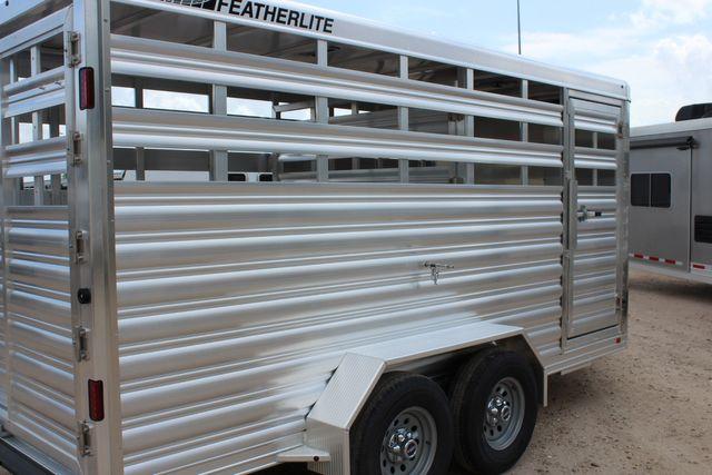 "2022 Featherlite 8107 8107 6'7"" X 16' X 6'6"" BASE in Conroe, TX 77384"