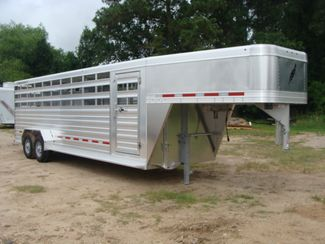 """2022 Featherlite 8117 - 24' Stock package 6'7""""wide x 6'6""""high x 24'0""""long with in Conroe, TX 77384"""