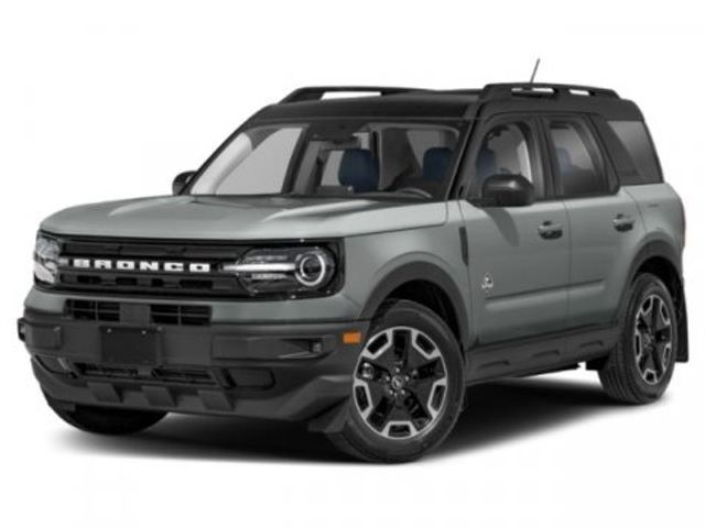 2022 Ford BRONCO SPORT Outer Banks in Tomball, TX 77375