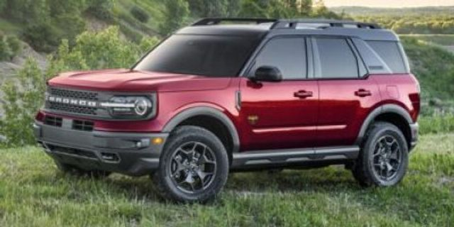 2022 Ford Bronco Sport Outer Banks