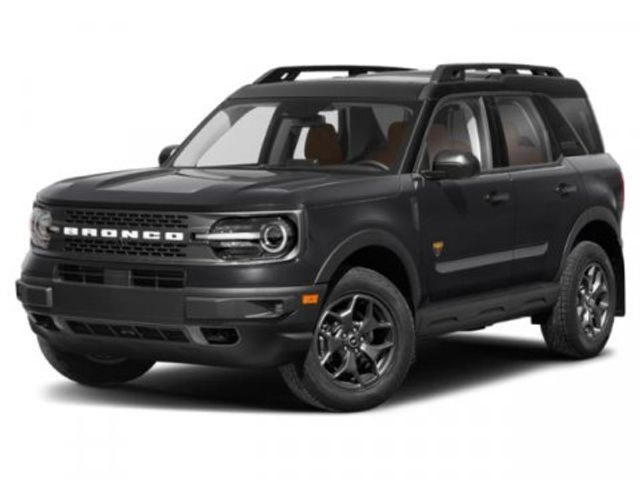 2022 Ford Bronco Sport Badlands