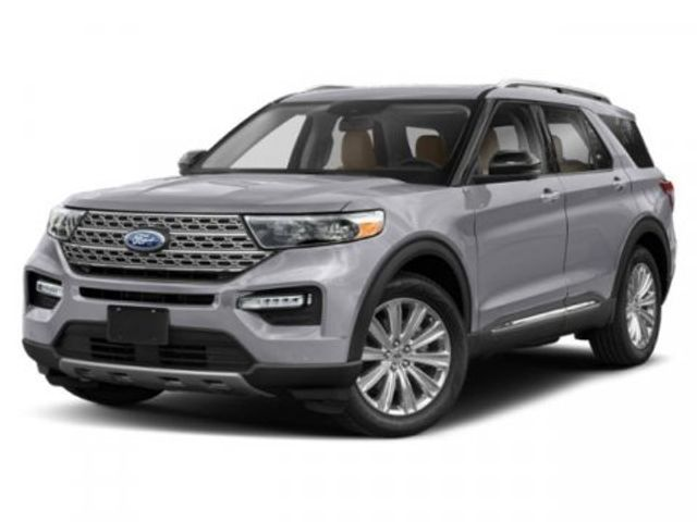 2022 Ford Explorer Limited
