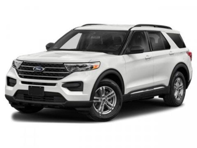 2022 Ford Explorer XLT