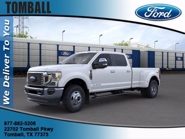 2022 Ford Super Duty F-350 DRW Pickup King Ranch