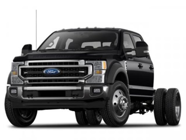 2022 Ford Super Duty F-450 DRW Chassis Cab XLT