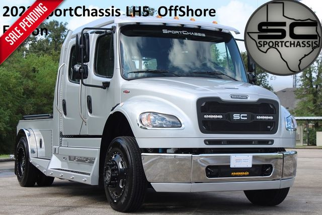 2022 Freightliner M2 106 SPORT SportChassis LH 5 Off Shore Edition