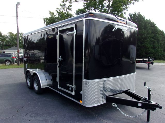 "2022 -Homesteader Enclosed 7x16 5 Ton 6""8"" Interior Height"