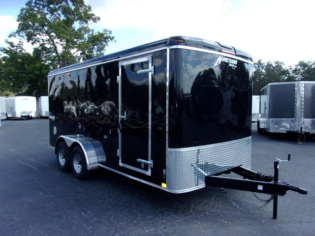 "2022 -Homesteader Enclosed 7x16 5 Ton 6""8"" Interior Height in Madison, Georgia 30650"