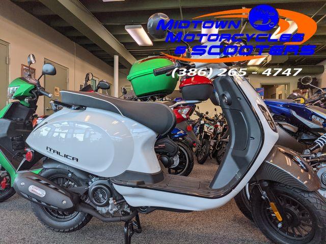 2022 Italica Age Scooter 49cc