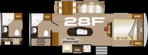 2022 Northwood ARCTIC FOX 28F  in Pueblo West, Colorado
