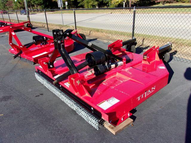 2022 Titan Rotory Cutter 6Ft 1606 in Madison, Georgia 30650